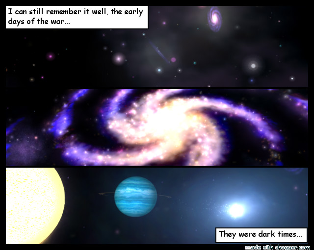 Spore a galactic adventure introduction p1 by - Spore galactic adventures wallpaper ...