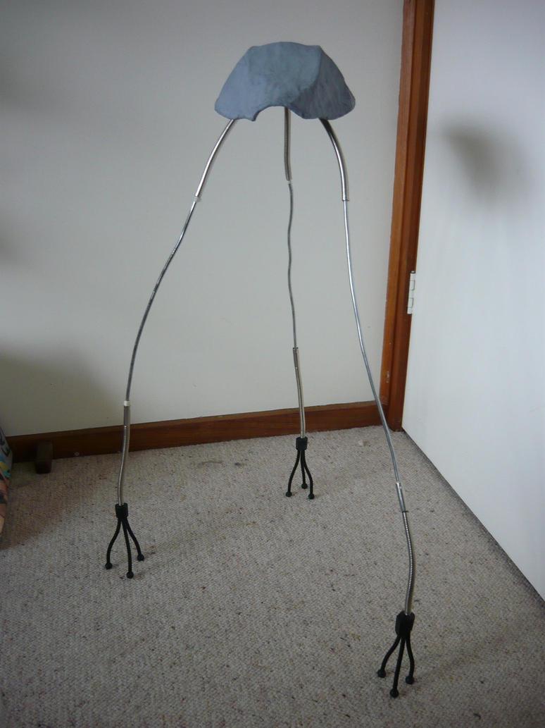 how to build a tri-pod