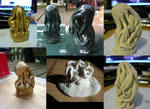 Cthulhu Idol Sculpture Collective