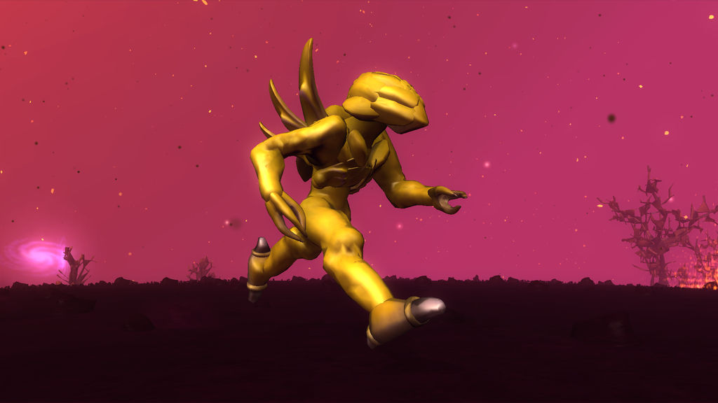 Spore Nes Godzilla Creepypasta Acacius By Cryptdidical On Deviantart