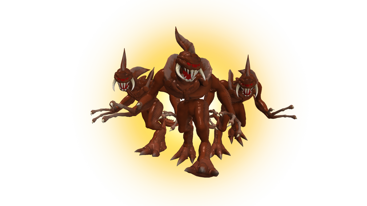 Spore: Protector Drone by Cryptdidical