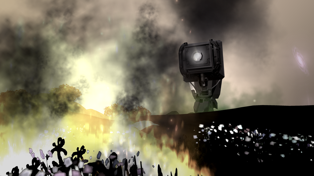 The War of the Worlds Part 3: The Heat Ray by Cryptdidical ...
