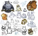 Owls of Noctua, part three
