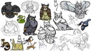 Owls of Noctua, part four