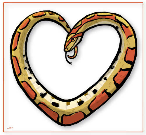 Snake Love | Seabrooke Leckie