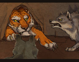 Shere Khan Thwarted by lyosha