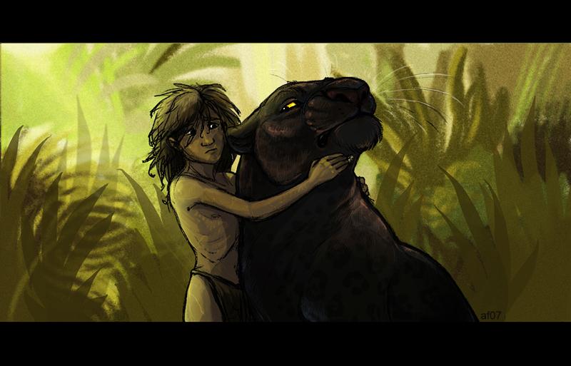 Bagheera's Secret by lyosha