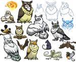Owls of Noctua, part five