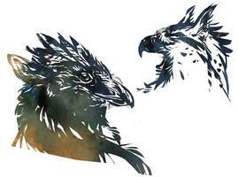 Alchemy - Gryphons by lyosha