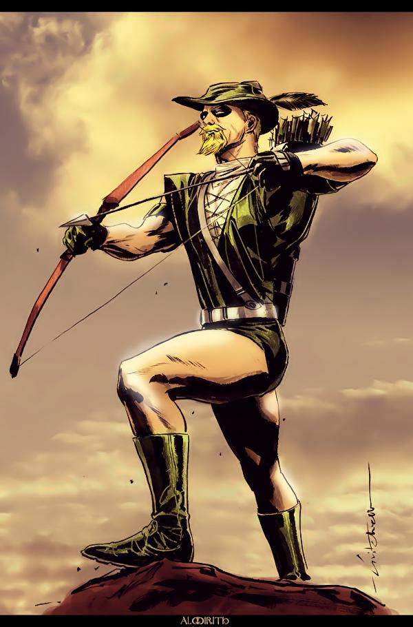 Arrow Green by Almirith7