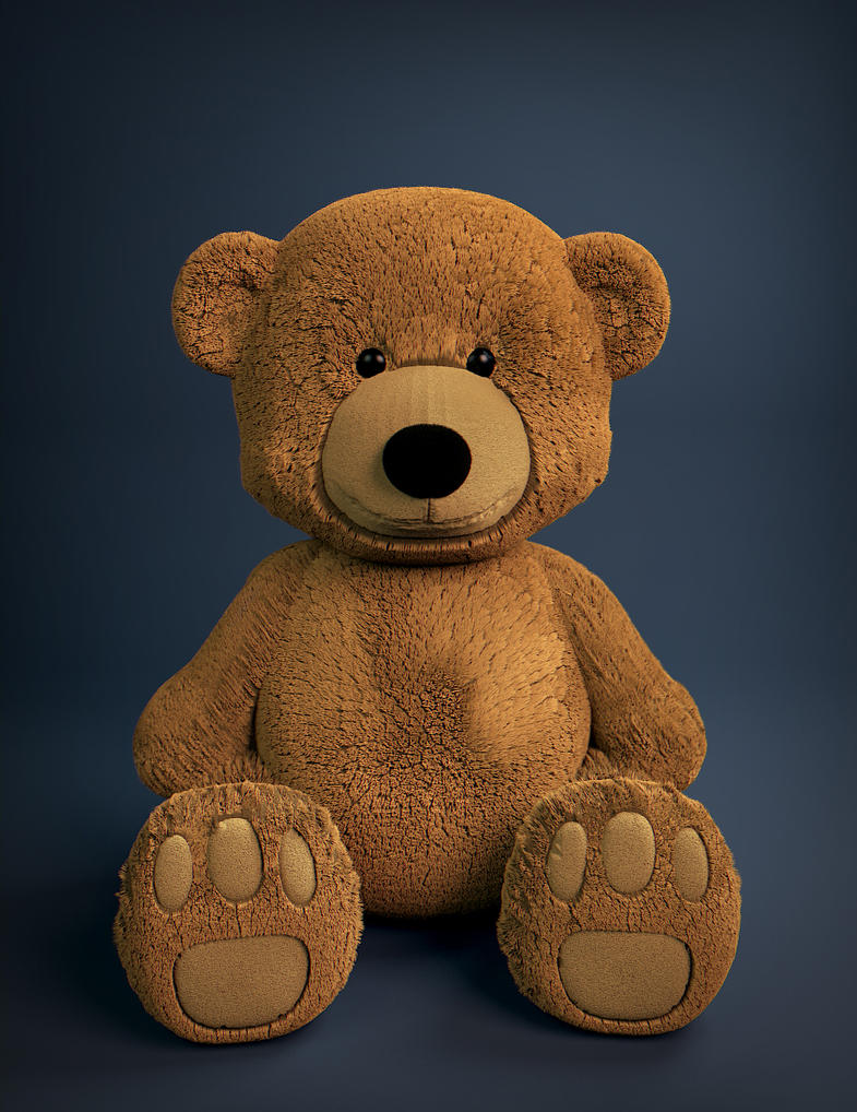 Teddy Bear by Almirith7