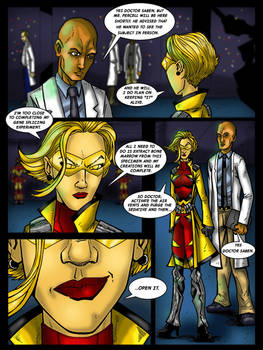 Man-Muth comic pages