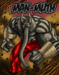 Man-Muth cover