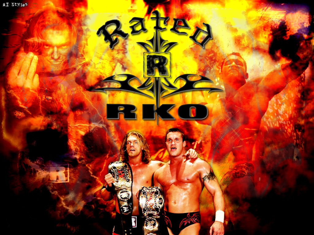 Rated rko wallpaper by aistyles on deviantart - Wwe rated rko wallpaper ...