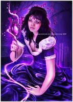 Magic Mirror by Cosmopavone
