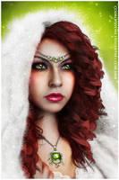 Ice Queen by Cosmopavone