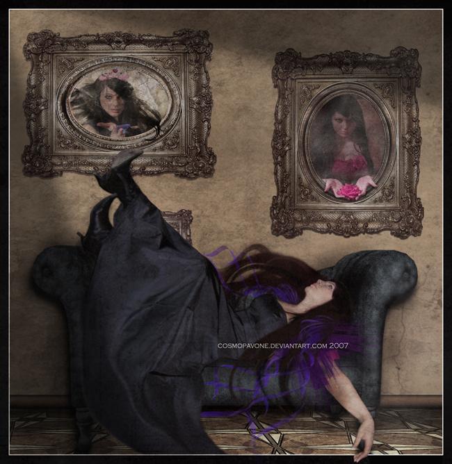 Insanity's Crescendo by Cosmopavone
