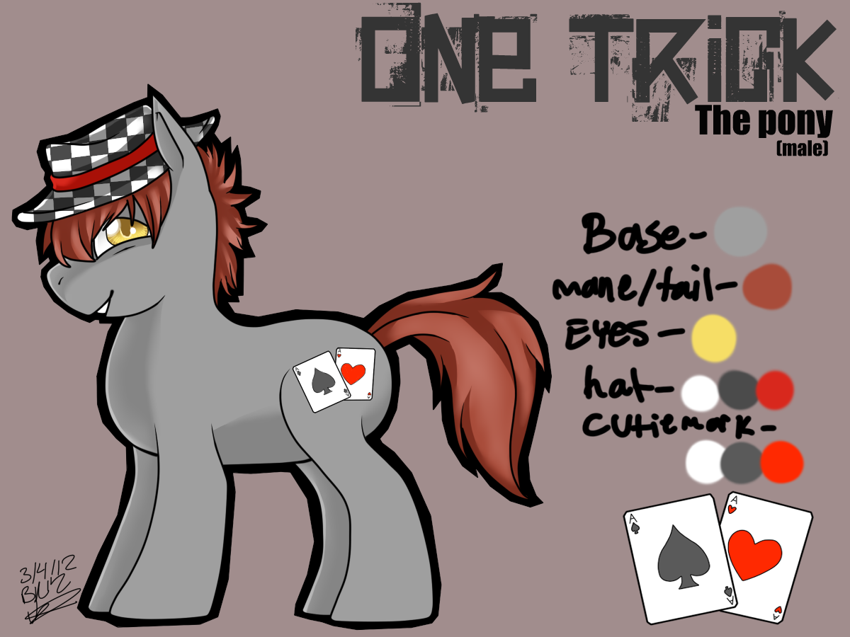 Urban dictionary one trick pony