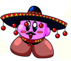 Mexican Kirby by littlemisskirby