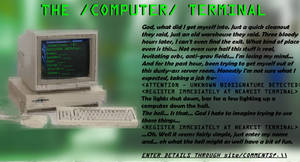 The Computer Terminal (CYOTG Start)