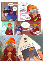 Unseen Friendship - Page 10 [FINAL] by buttersheeps