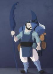 Bea-Tahl-Warrior