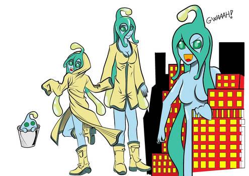 Suu, The Slime