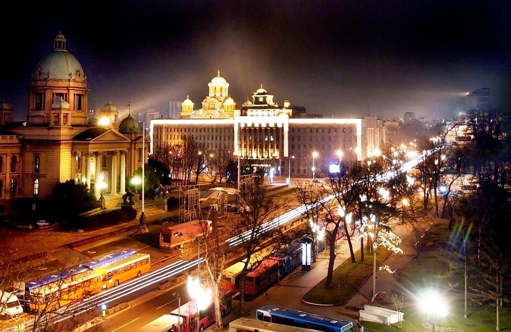Belgrade by fleka