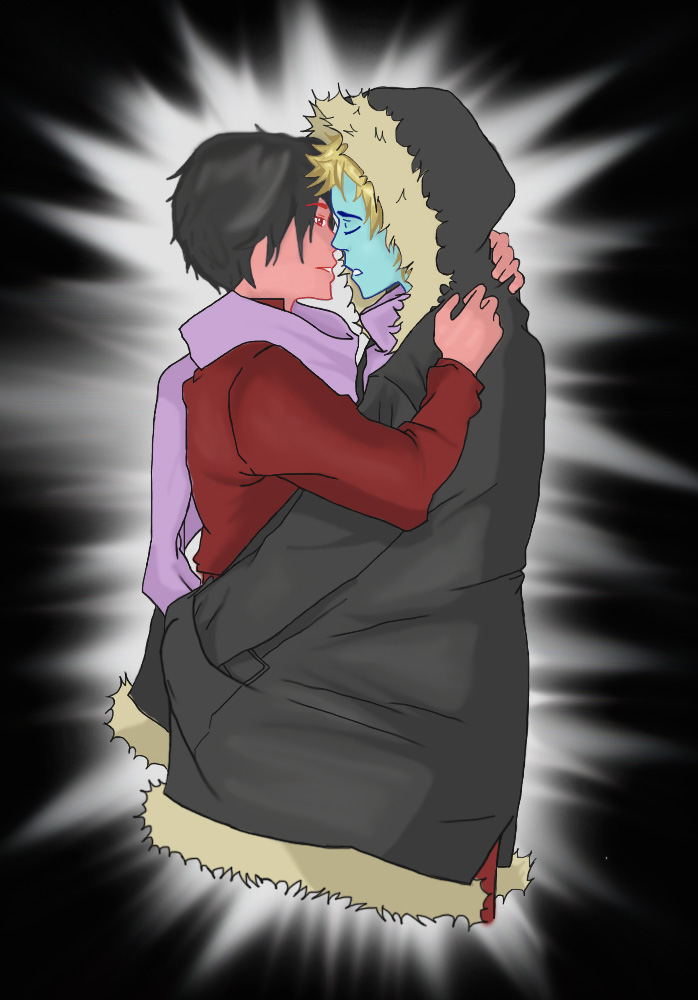 Shizaya by Angel-Blue-Anime