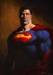Superman by PkBlitz