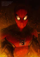 Spider-man: Far From Home by PkBlitz