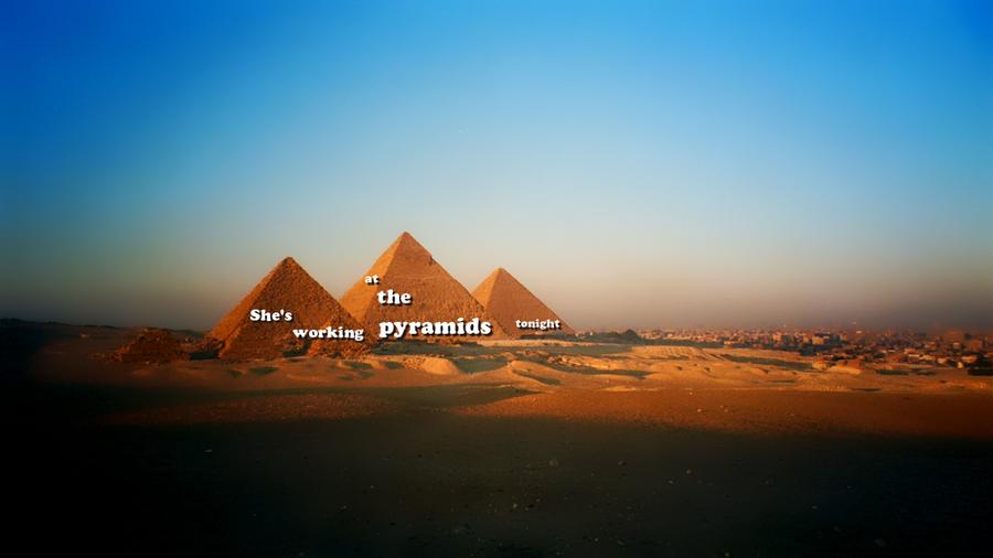 Frank Ocean- Pyramids Desktop by MrNiceguy976 on DeviantArt