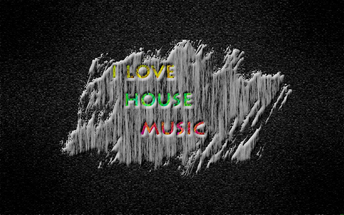 I love house music by ojan95 on deviantart for House music art