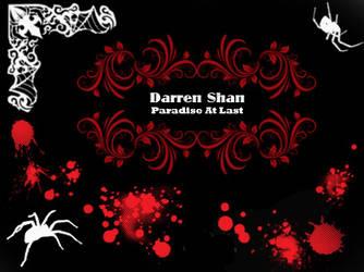 Darren Shan Cover  by SakuraNatsumi