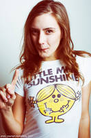 Little Miss Sunshine by bellabrooke