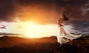 Fire Dancer by Lavinia8