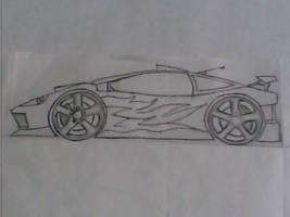 Future Car by flamethrower22