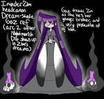 IZ headcanon Dream-state Gaz ref arc 2 by RadioDemonDust