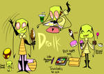 IZ OC: Dralk -finalized ref-