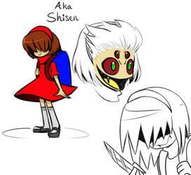 Shisen Aka ref by RadioDemonDust