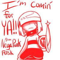 NegaPunk Frisk (see description)