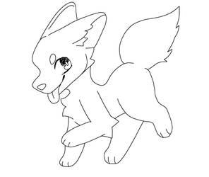 F2U fennec fox base by StarBeanz