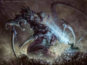 Narcturias the Behemoth of Night