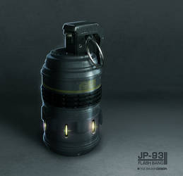 JP Flash Bang Grenade Concept