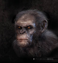 War for the Planet of the Apes- Villain Concept