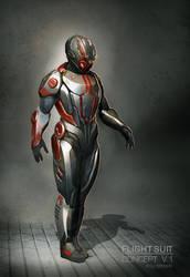 Flight Suit Concept V.1