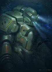 Deep Sea Jaeger Dive