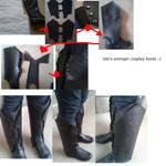 loki cosplay boots