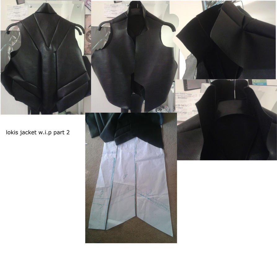 lokis jacket part 2 by sasukeharber