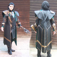 loki laufeyson cosplay- avengers - complete